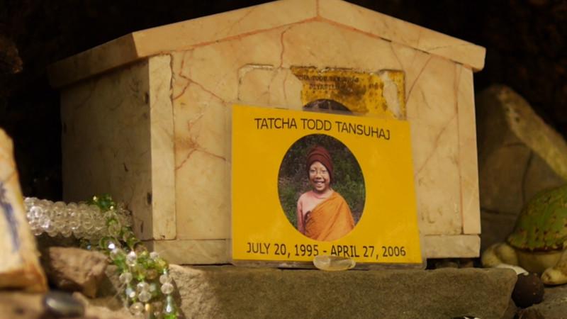 Memorial for Todd